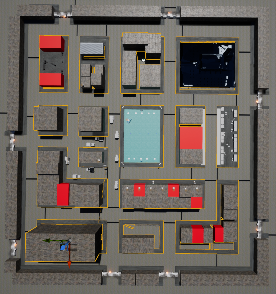 Top Down Building Blocks